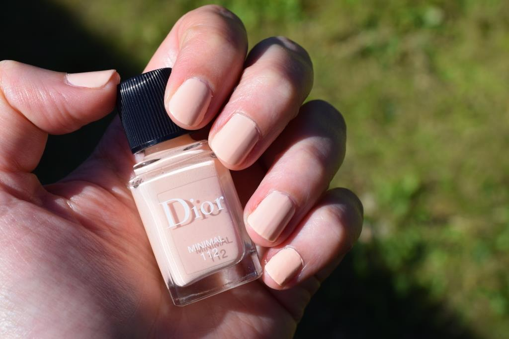 Dior vernis Minimal – Collection Skyline