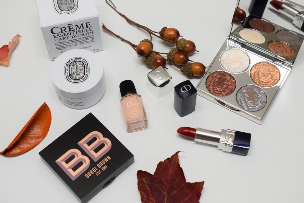Quelques jolies découvertes cosmétiques