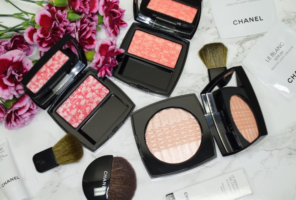 CHANEL Collection Le Blanc 2017