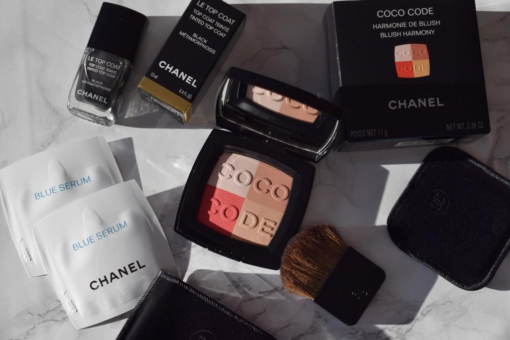 Chanel Coco Code Blush Harmony