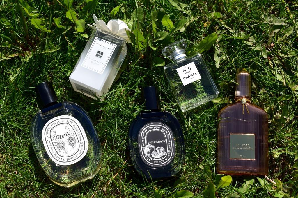 Parfums du moment