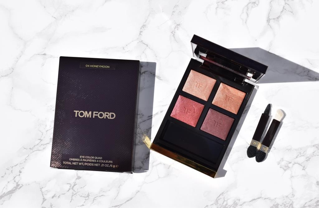 Tom Ford palette Honeymoon