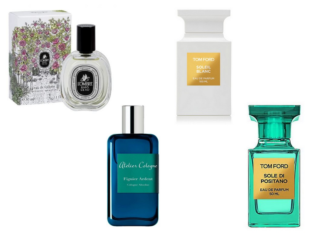 Wishlist fragrance May 2017