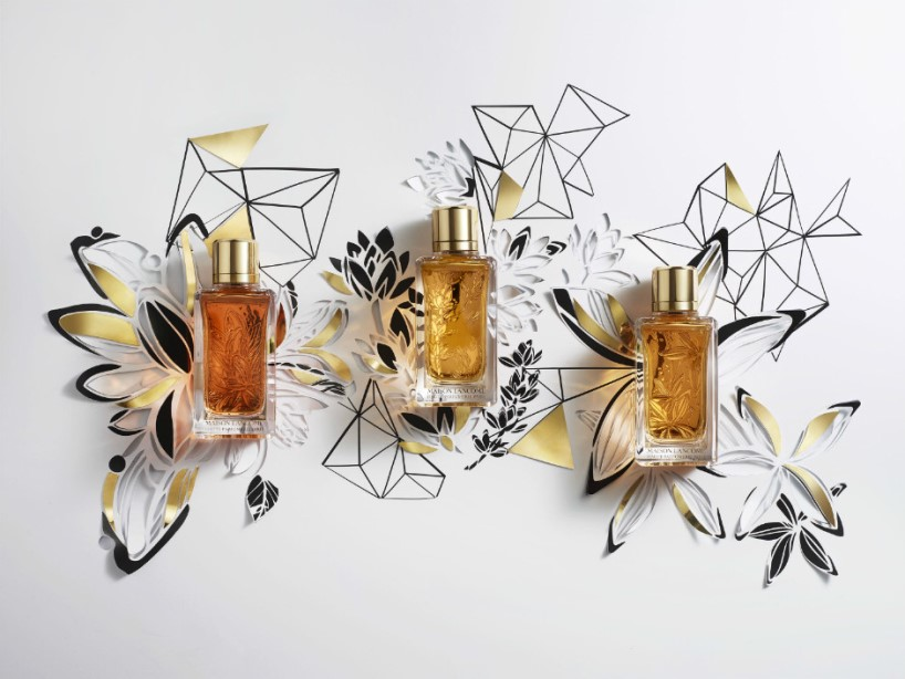 LANCÔME Les parfums Grands Crus