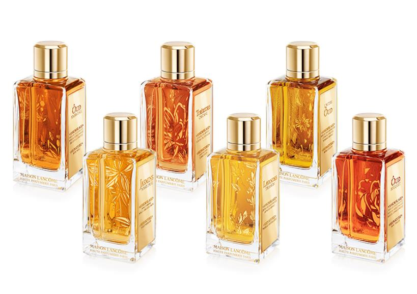 Lancôme Parfums Grands Crus