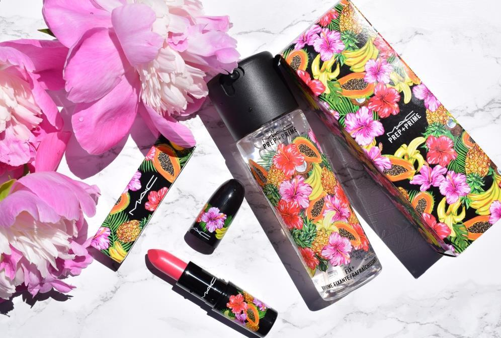MAC Fruity Juicy Collection
