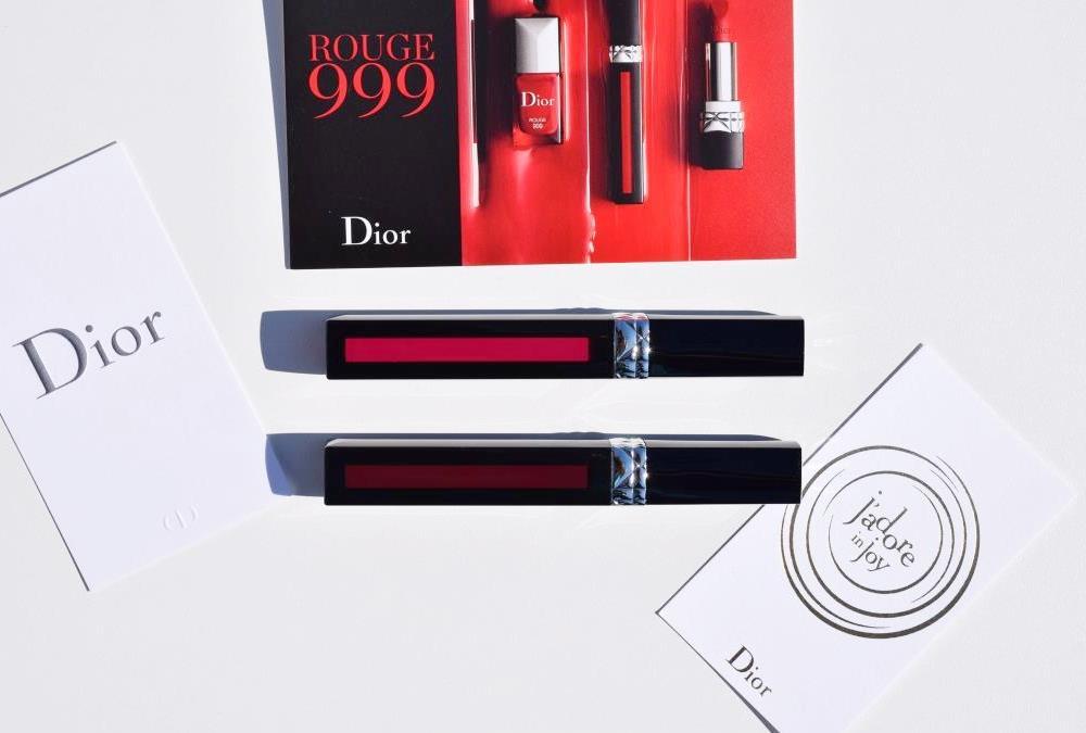 Dior Rouge Liquid