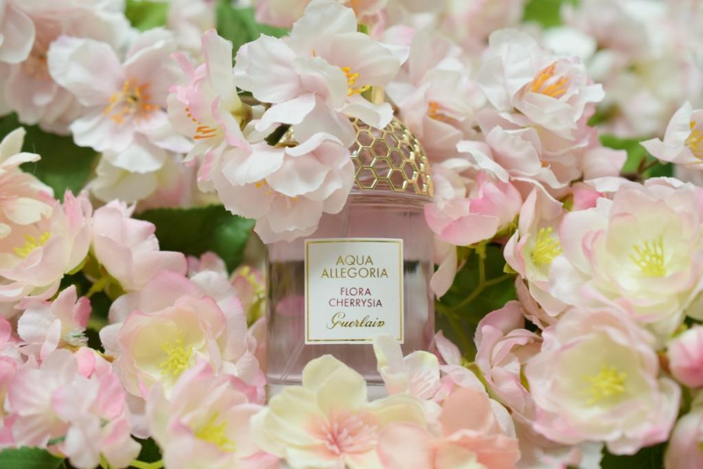 Guerlain Aqua Allegoria Flora Cherrysia 2019 Parfum Thierry Wasser