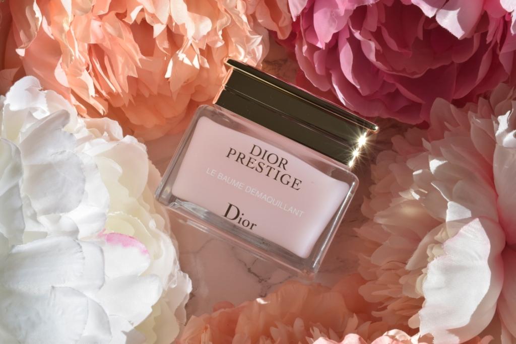 Dior Prestige rose de Granville Baume Démaquillant