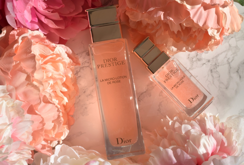 Dior Prestige Micro-Lotion de rose et Micro-Huile de rose