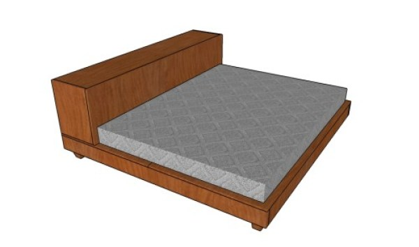 Platform-storage-bed-frame-plans