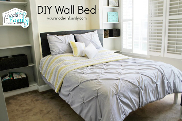 Wall-Bed-Plans