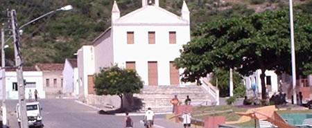 Igreja e Praça Central de Xucuru
