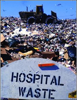 Lixo e Lixões: Contaminacão a Grosso e a Varejo