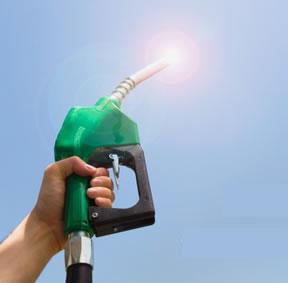 Combustível Líquido Vindo do Sol
