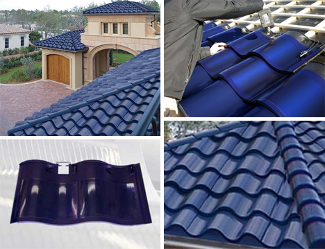 Telhas Solares Gerando Eletricidade Renovável (Fonte: Foxnews)