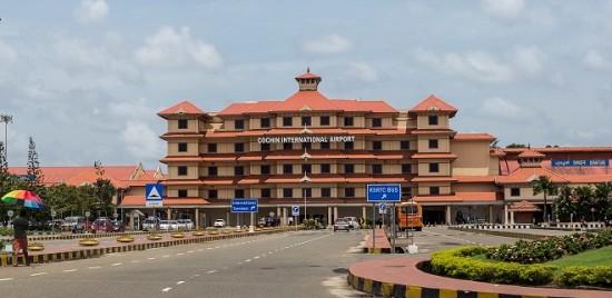 Aeroporto a Energia Solar - aeroporto de Cochin o quarto maior em termos de tráfego da Índia (Fonte: Kochi Airport)