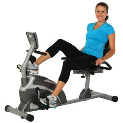 Exerpeutic 900XL Extended Capacity Recumbent Bike with Pulse Review bike,best exercise bike brands