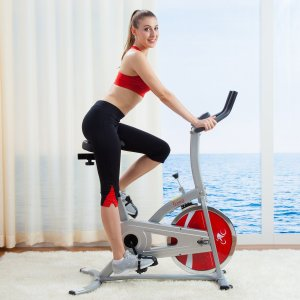 Sunny Health and Fitness Indoor Cycling Trainer Review