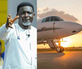 pastors should have a private jet