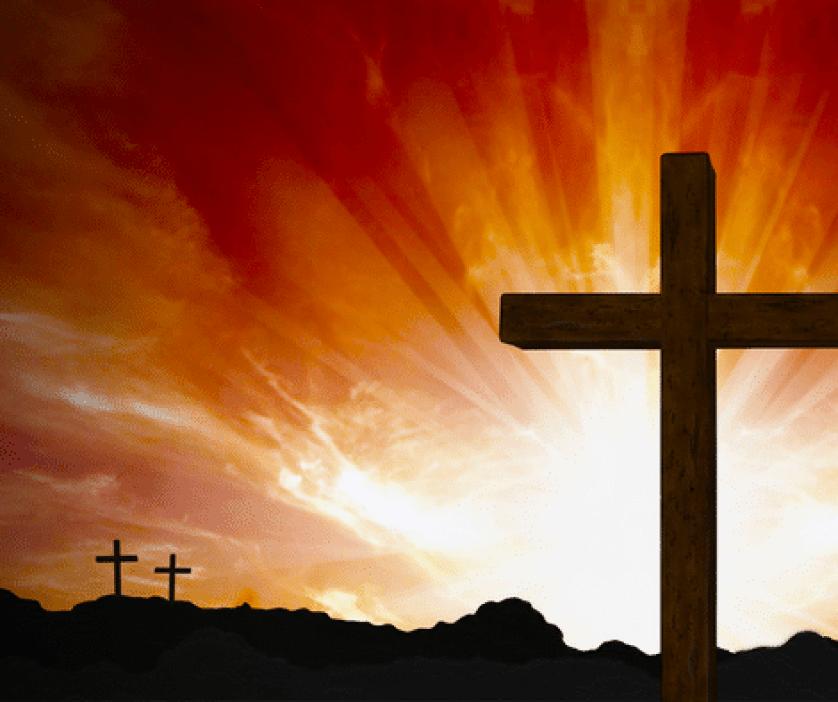 Celebration of Easter, Cross of Christ