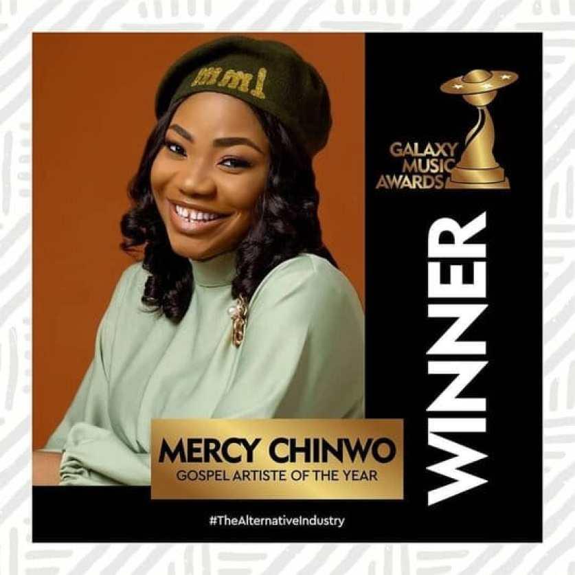 Mercy Chinwo Biography
