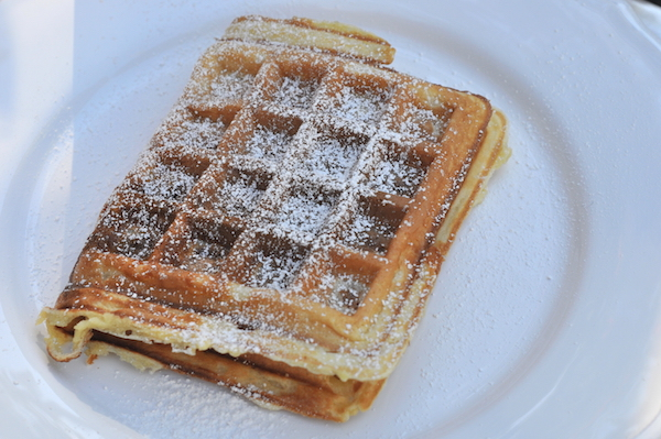german waffles