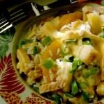 Easy to make Summer Pineapple Turkey Salad