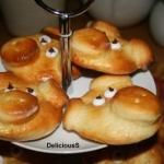 New Years Eve Party Recipe Ideas: Lucky Piglets Pastry