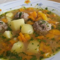 Vegetable Meatballs Stew the German Way