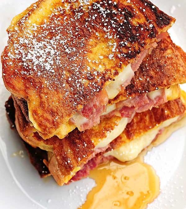 The Super Cook and the Monte Cristo Sandwich