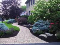 Big C Lawn and Landscaping - Mulch & Spring Cleanup, 2014 - 26