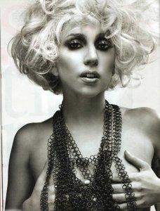 Lady Gaga bloody story