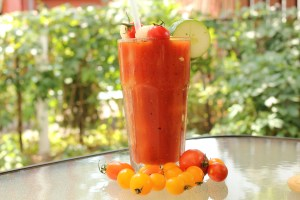 bloody Mary recipe horseradish