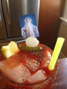 Virgin Mary Recipe