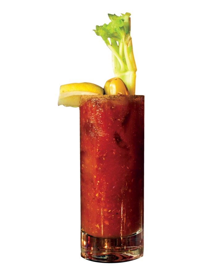 Red Snapper Drink