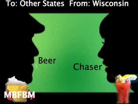 Wisconsin Beer Chaser