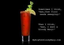 Bloody Mary meme photo