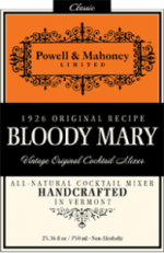 Powell and Mahoney bloody Mary mix review