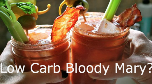 Keto Bloody Mary Recipe