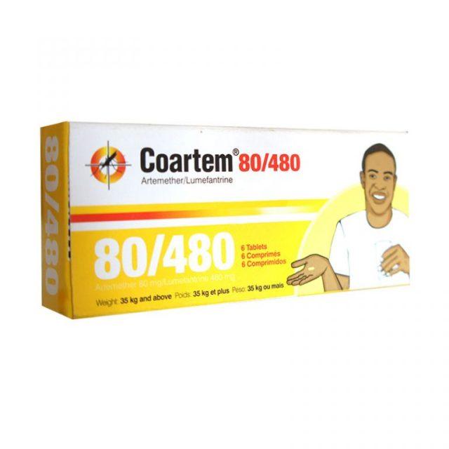Coartem 80/480 | My Big Pharmacy Nigeria