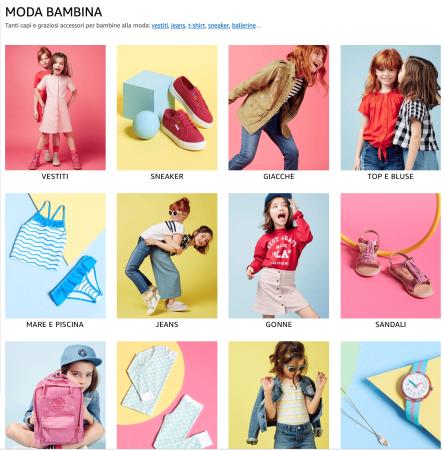 migliori shop online per bambini