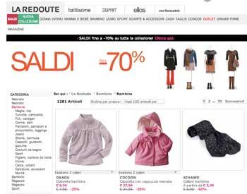 migliori negozi online per bambini