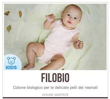 filobio vestiti bambino