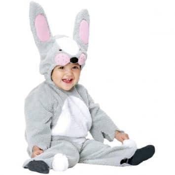 costume carnevale coniglietto per bambini