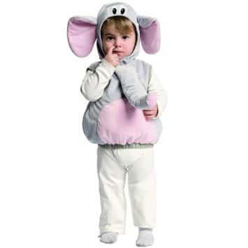 costume carnevale elefante per bambini