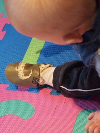 scarpe robeez bambino