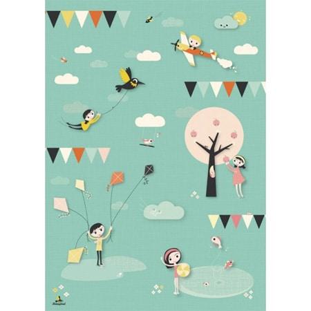 poster miss honeybird