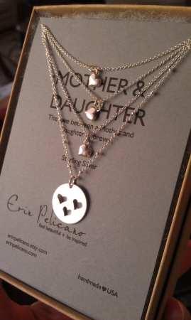 collana regalo per mamma