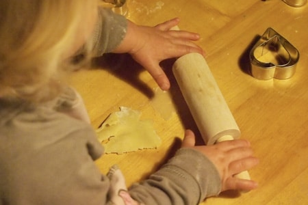 biscotti di natale bambini